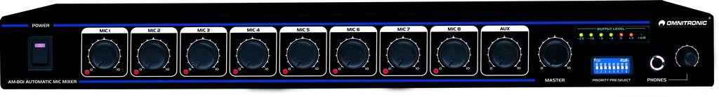 Omnitronic AM-801