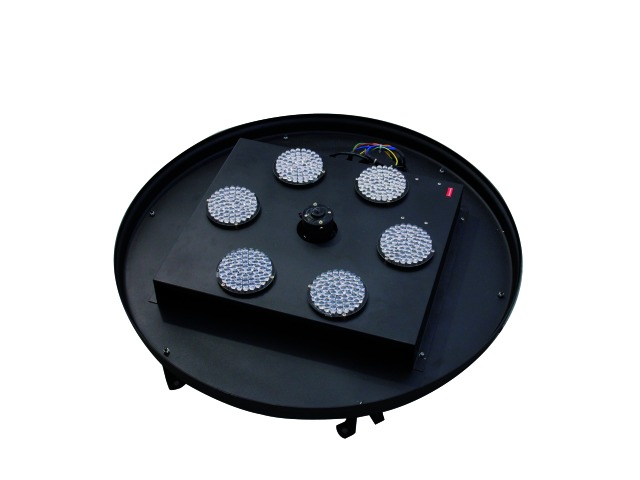 Fotografie Eurolite AC-600 Air effect 6m DMX LED/RGB