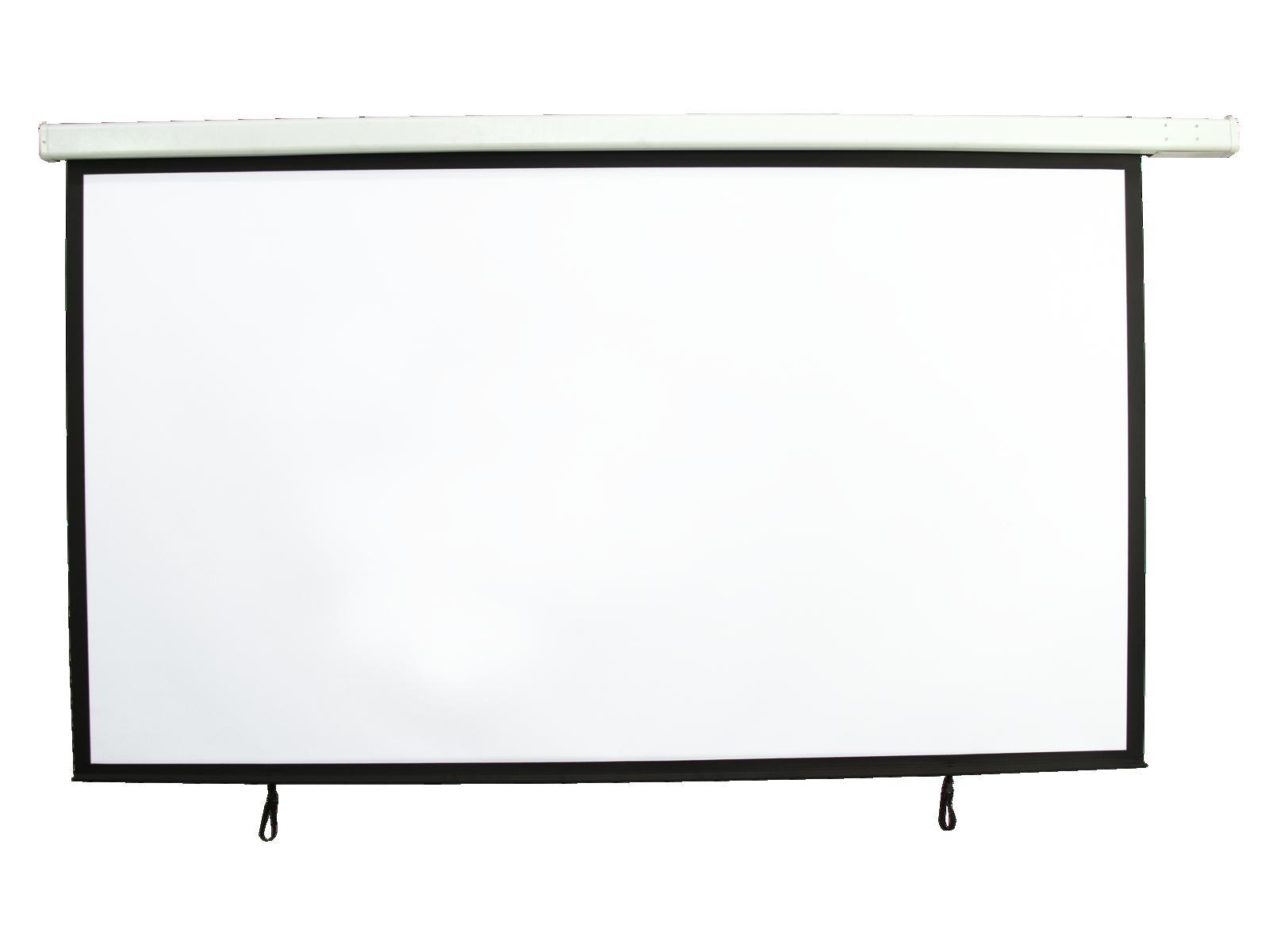 Projekční plátno s el. motorkem IR 16:9, 300 x 168 cm