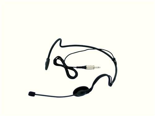 Omnitronic HS-105, hlavový mikrofon, mini Jack 3,5 mm