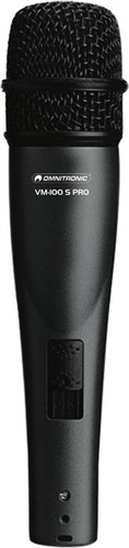 Omnitronic VM-100 S PRO, dynamický mirkfon
