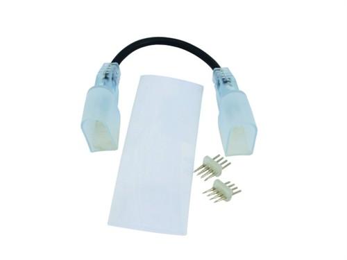 LED Neon Flex EC RGB spojka ohebná