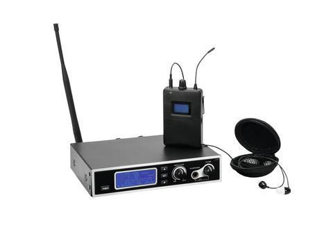 Omnitronic IEM-1000 In-ear monitorovací sada