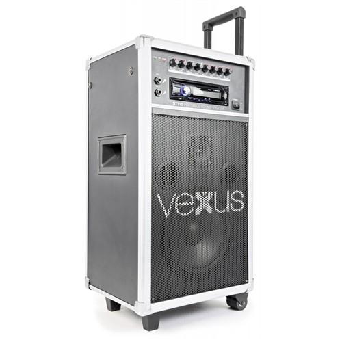 Přenosný PA systém Vexus ST-110 MP3/SD/USB/CD
