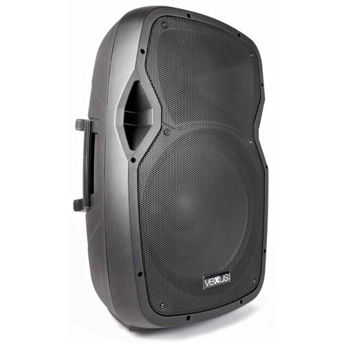 "Vexus 15, aktivní 15"" reprobox MP3-SD-USB- Bluetooth 400W"