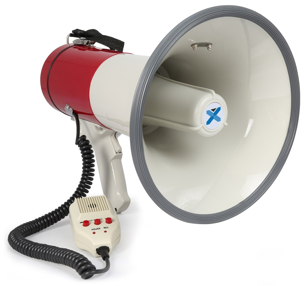 Omnitronic MP-5, megafon, 5W