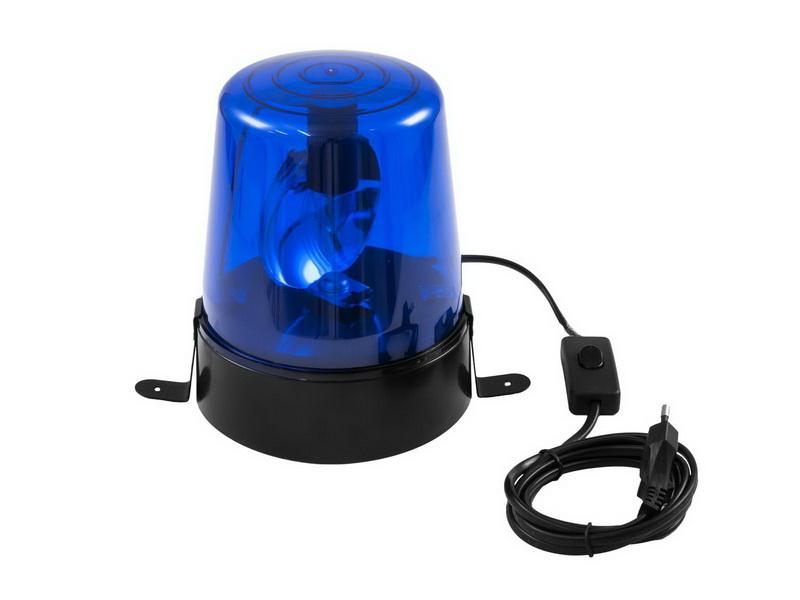 Maják, modrý, 230V/15W