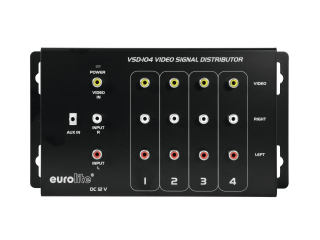 AUDIOVIZUÁLNÍ TECHNIKA VSD-104 video distributor